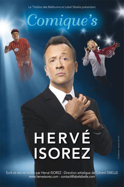 herve isorez affiche