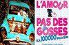 1er Nov. Romain Barreda «En Marche» &  «Faites l'amour pas des gosses»