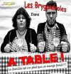 18 Oct. La comédie « A Table »