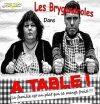 18 Oct. La comédie « A Table »